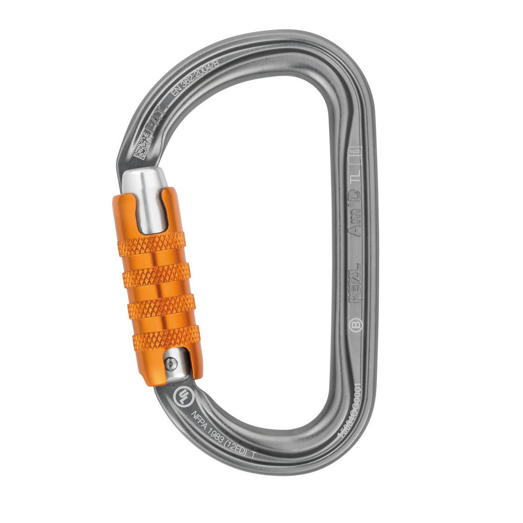 Petzl AM'S Triact Lock Carabiner