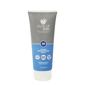 Aloe Up Sport SPF 30 Sunscreen Lotion