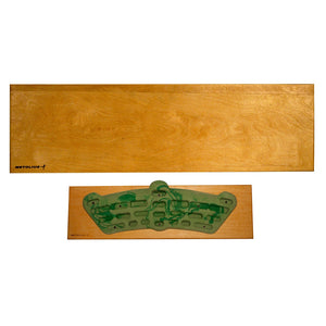 Metolius Back Board for Hangboard Mounting