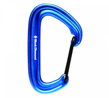 Load image into Gallery viewer, Black Diamond Litewire Carabiner - all colors