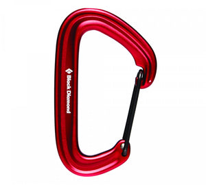 Black Diamond Litewire Carabiner - all colors