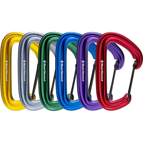 Black Diamond Litewire Rackpack 6pack