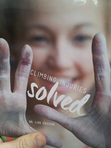 Climbing Injuries Solved