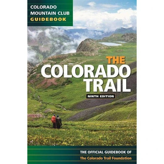 Colorado Trail 9th Edition