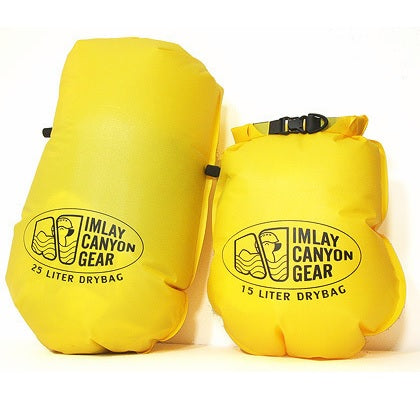 Imlay Canyon Gear Drybag with Valve 15L