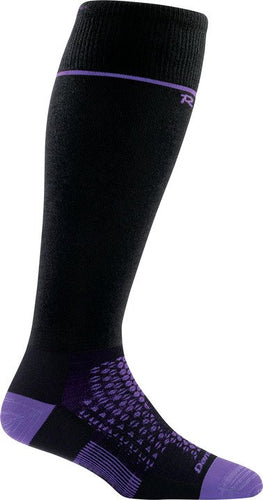 Darn Tough Women's RFL Over the CalfUltralight Ski Sock