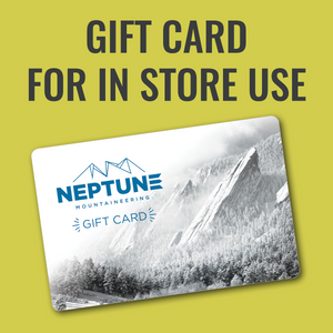 Neptune Mountaineering In Store Gift Card