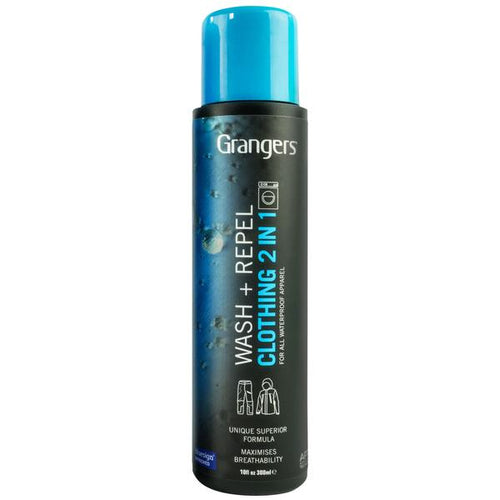 Grangers Wash & Repel Clothing 2 In 1