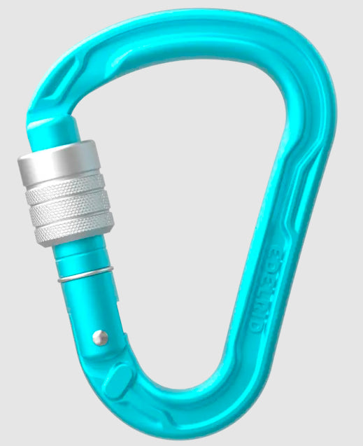 Edelrid HMS Strike Screw Carabiner