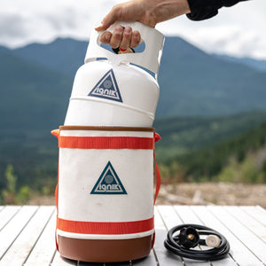 Ignik - Gas Growler Deluxe