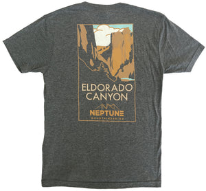 Neptune Mountaineering Eldorado Canyon T-Shirt