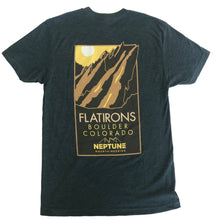 Load image into Gallery viewer, Neptune Mountaineering FlatIrons T-Shirt