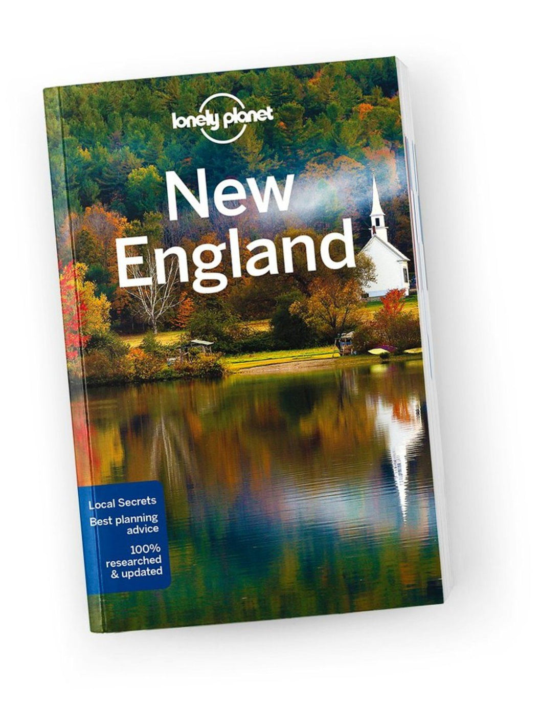 Lonely Planet Guide New England 8