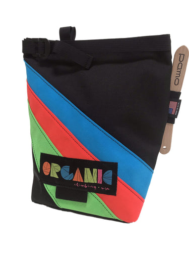 Oraganic Lunch Bag Chalk Bucket