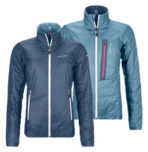 Load image into Gallery viewer, Ortovox Women's Swisswool Piz Bial Jacket