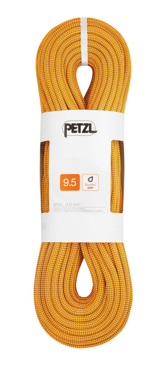 Petzl 9.5mm Ariel Dry Single Rope