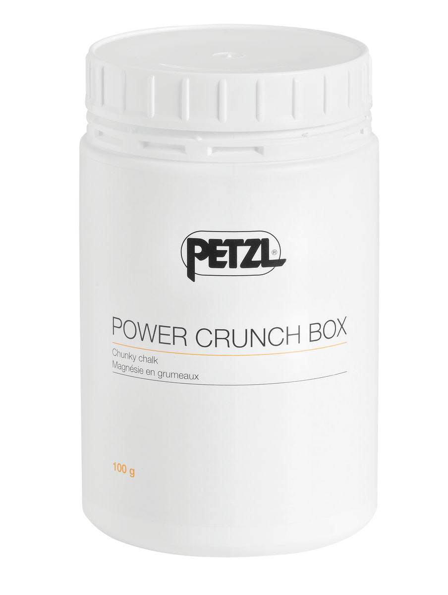 Petzl Power Crunch Box 100 Grams Loose Chalk