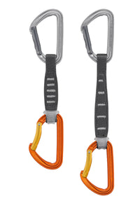 Petzl Spirit Express Quickdraw - two lengths