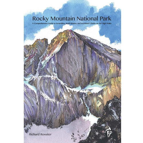 Rocky Mountain National Park - Climbers Guide