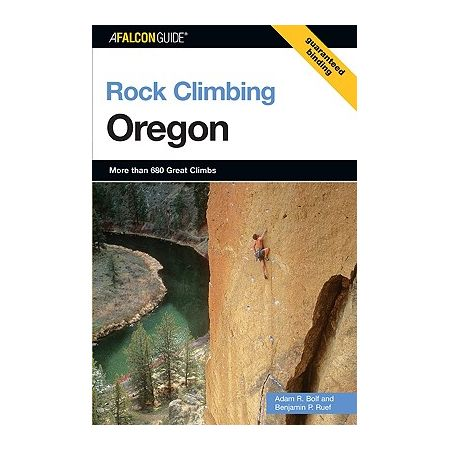 Rock Climbing Oregon