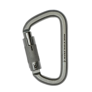Metolius Steel Auto Locking Carabiner