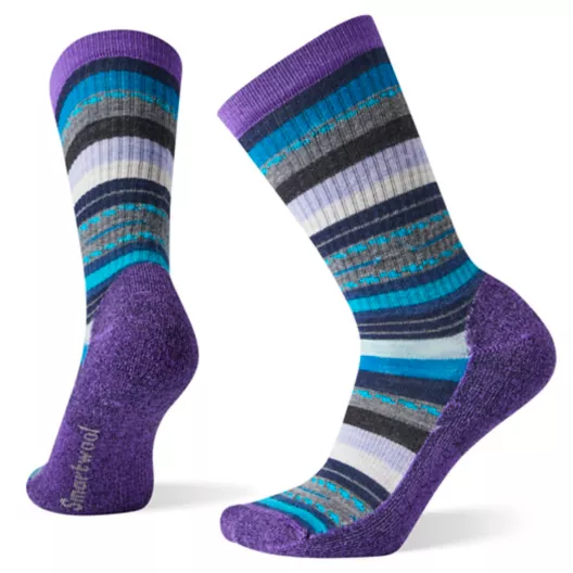 Smartwool Women's Margarita Light Hiking Crew Socks