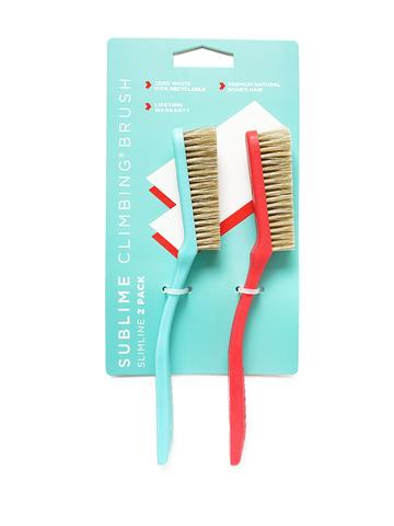 Sublime Slimline 2 Pack Climbing Brush