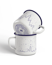 Load image into Gallery viewer, Tentree Enamel Mug