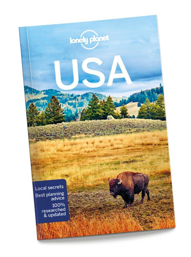 Lonely Planet Guide USA