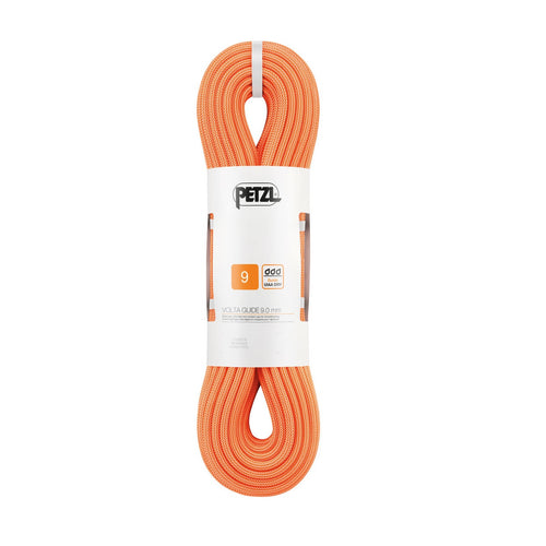 Petzl 9.0mm Volta Guide UIAA-Dry Single Rope