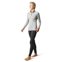 Load image into Gallery viewer, Women's Smartwool Merino 250 Baselayer Top 1/4 Z