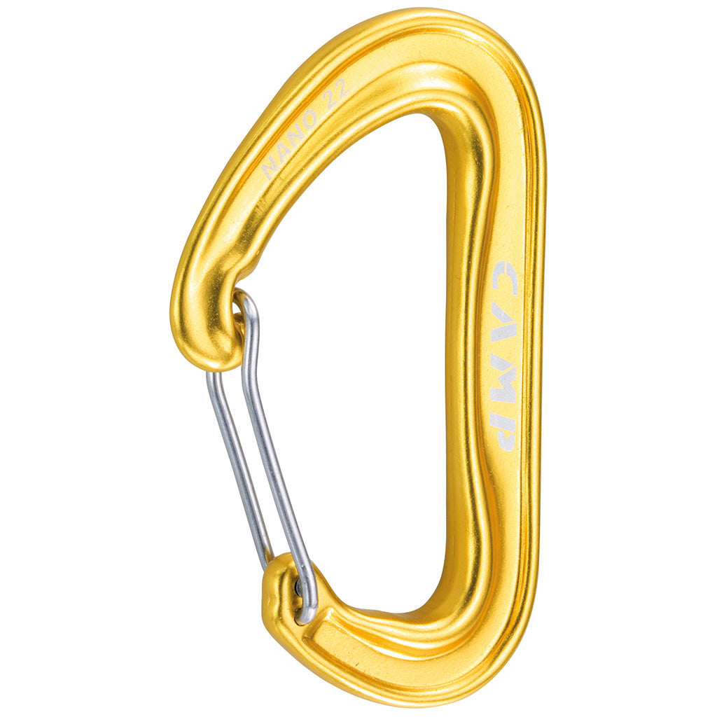 CAMP Nano 22 Carabiner - all colors