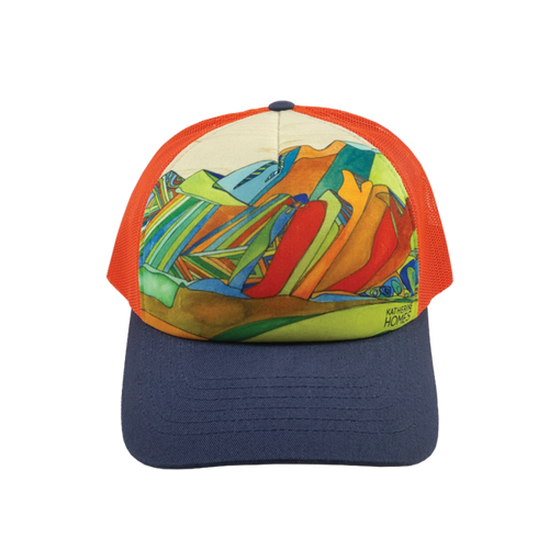 Katherine Homes Adult Sublimation Hat