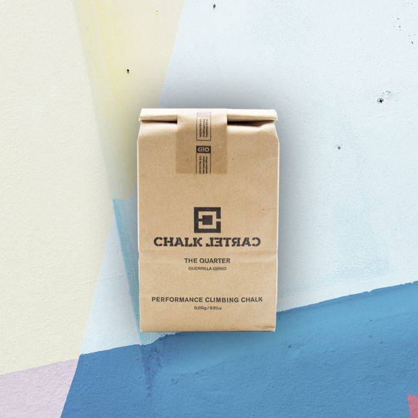 Chalk Cartel The Quarter Loose Chalk 250 Gram Bag