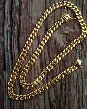 Load image into Gallery viewer, 8mm solid cuban link