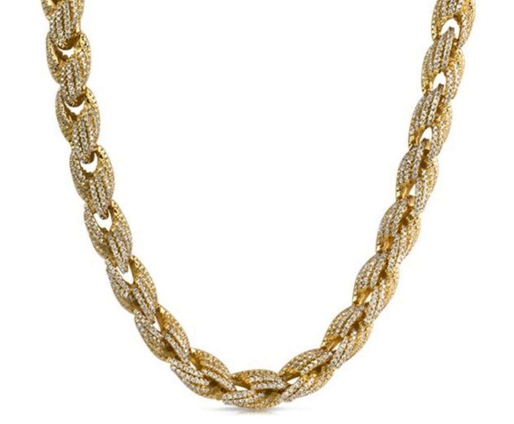10mm  flooded rope chain