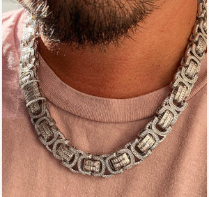 Baguette Byzantine chain