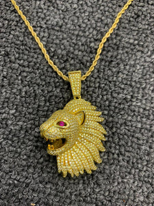 lion 20 in rope chain