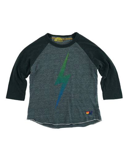 t-shirt  kids bolt aviator nation