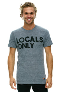 t-shirt  unisexe locals only aviator nation