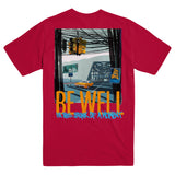 "BE WELL ""Life Love Shirts - Scaret"" T-Shirt"