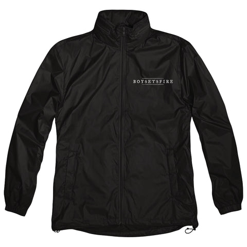 "BOYSETSFIRE ""Arrows & Snake"" Windbreaker"