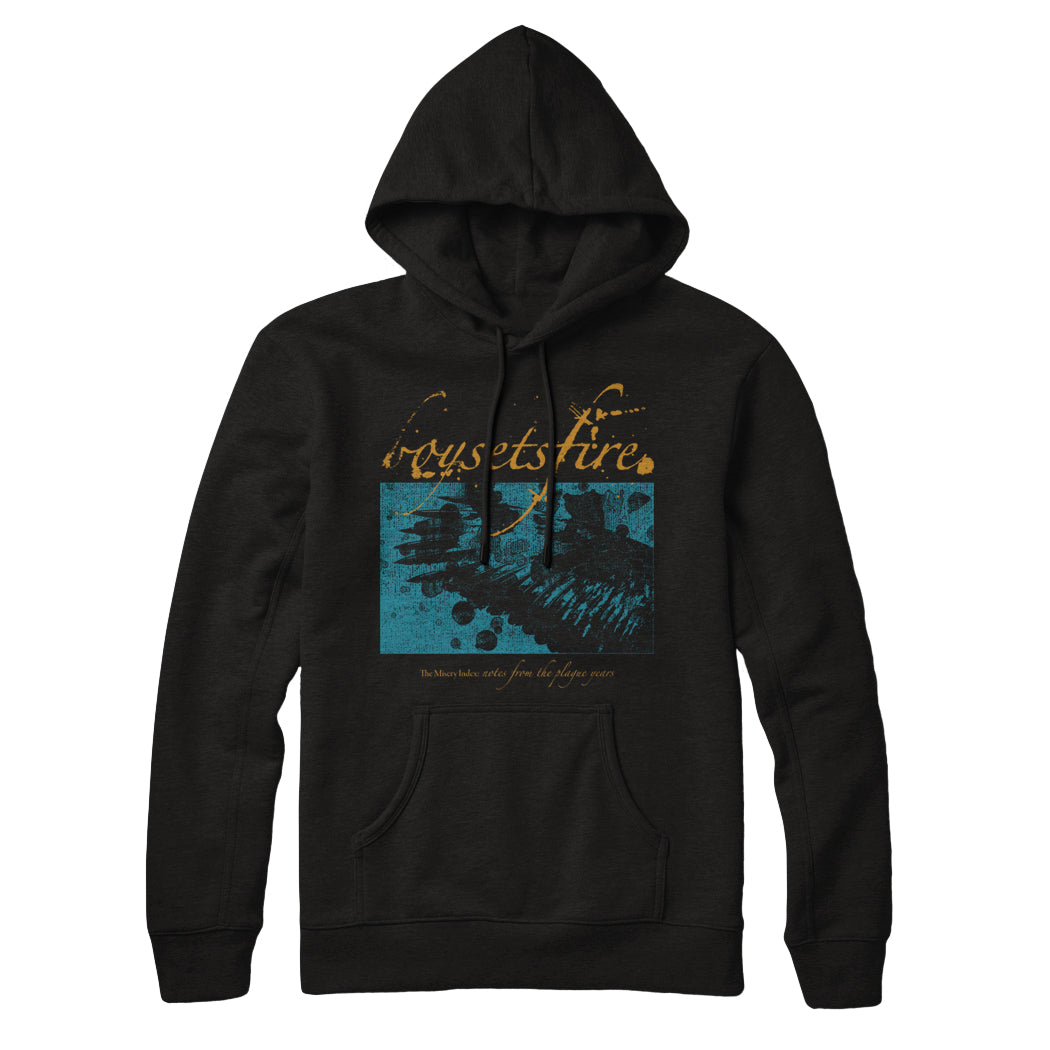 "BOYSETSFIRE ""The Misery Index"" Hoodie"