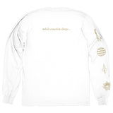 "BOYSETSFIRE ""While A Nation Sleeps"" Longsleeve"
