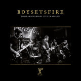 "BOYSETSFIRE ""Selftitled + 20th Anniversary Live In Berlin"" DVD Box Set Bundle"