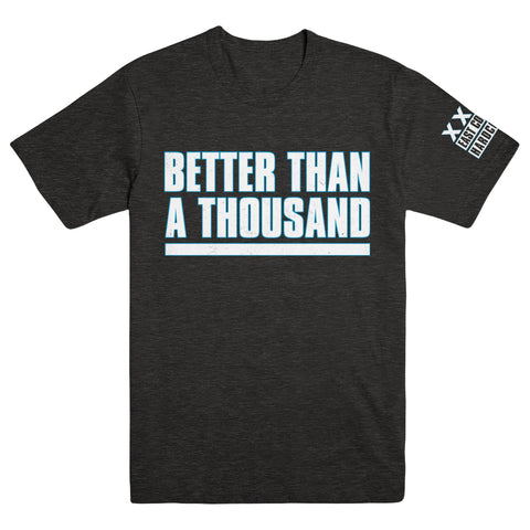 "BETTER THAN A THOUSAND ""Flyer Grey"" T-Shirt"