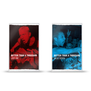 "BETTER THAN A THOUSAND ""Just One + Value Driven"" Tape Bundle"