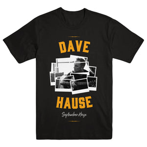 "DAVE HAUSE ""September Haze"" T-Shirt"
