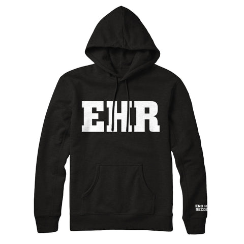 "END HITS RECORDS ""EHR"" Hoodie"