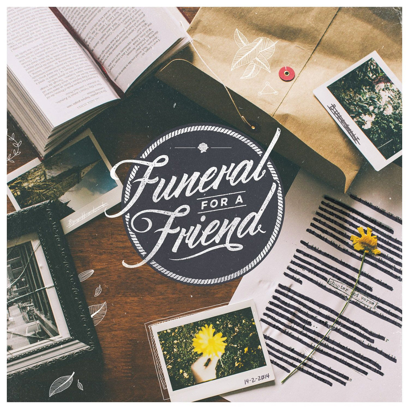 "FUNERAL FOR A FRIEND ""Chapter And Verse"""